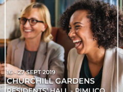 PopUp Business School Event at Churchill Gardens