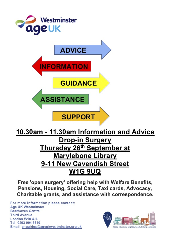 information-advice-surgery-thursday-26th-september